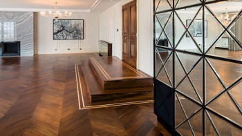Permalink to: Polished Wood / Parquet Floor